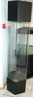аквариумы-башни